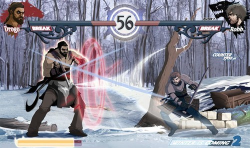 Fighting Game of Thrones of the Day