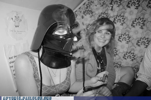 The Dank Side of the Force