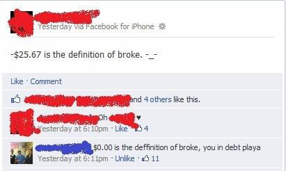 broke,debt,money