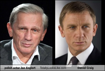 Polish Actor Jan Englert Totally Looks Like Daniel Craig