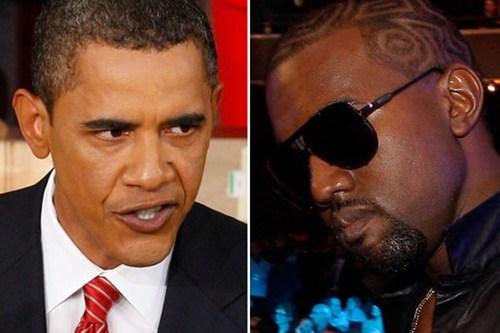 President Obama Vs. Kanye of the Day