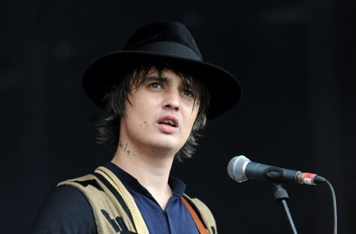 Pete Doherty Returns To Rehab of the Day