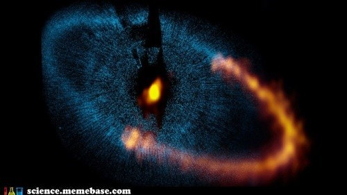 Two Planets Hold This Impressive Ring Around Fomalhaut