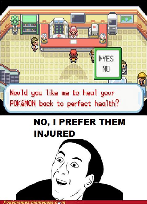 logic,Memes,nurse joy,pokemon center,you dont say