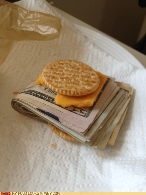 Cheddar and Crackers
