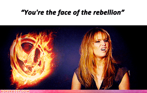 The Face of The Rebellion