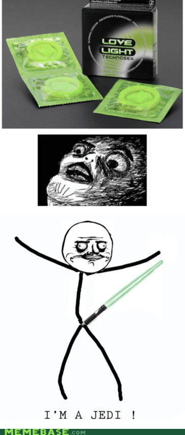 My Force is Strong in This One