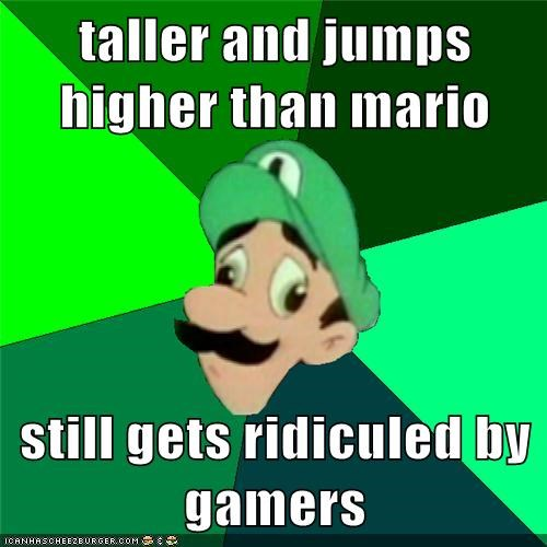 Friction, Luigi, Learn How to Use It