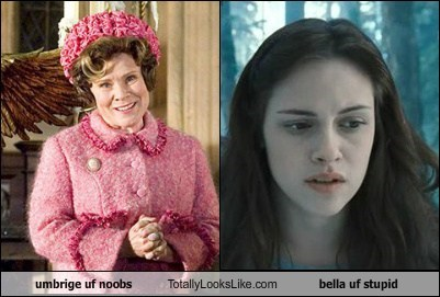 umbrige uf noobs Totally Looks Like bella uf stupid