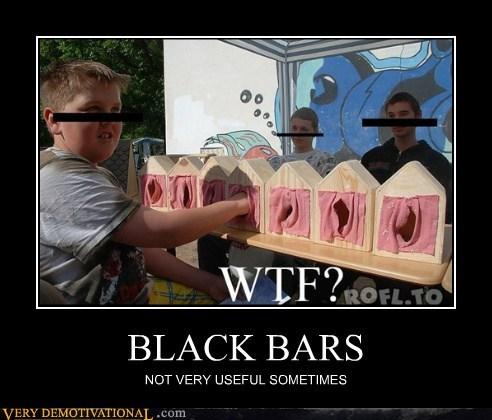 BLACK BARS