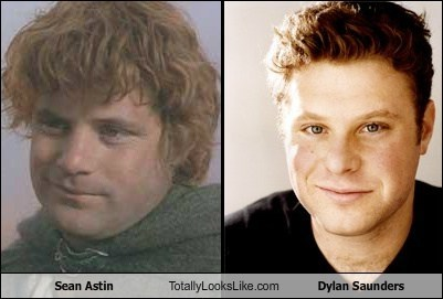 Sean Astin Totally Looks Like Dylan Saunders
