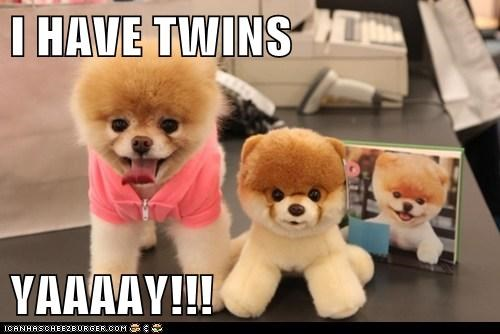 I HAVE TWINS   YAAAAY!!!