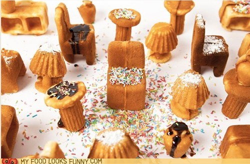 Furniture Cakes