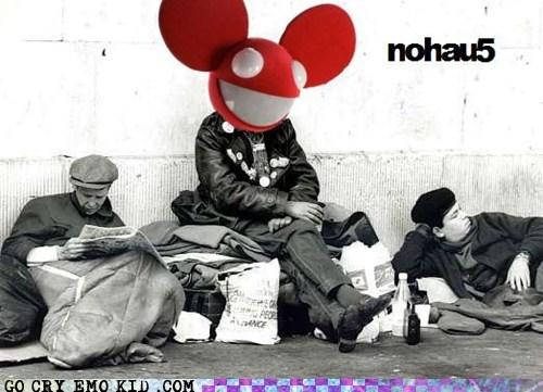 best of week,Deadmau5,dubstep,electronica,homeless,stuff,weird kid