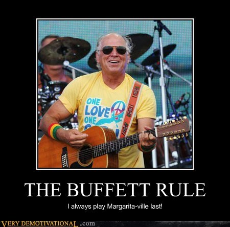 THE BUFFETT RULE