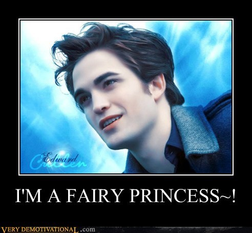 I'M A FAIRY PRINCESS~!
