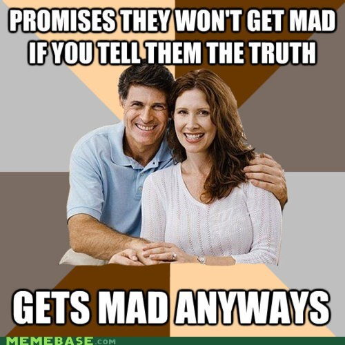 Scumbag Parents Aren't Even Disappointed