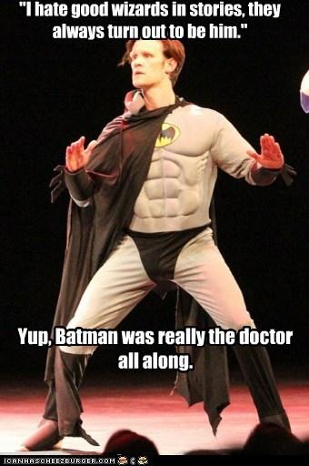 Batman Too?!