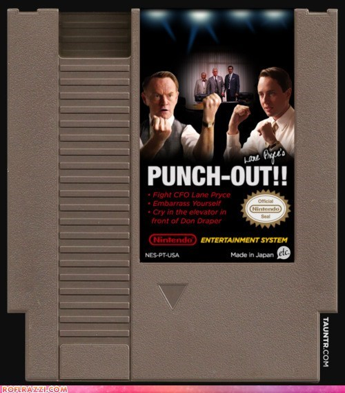 Lane Pryce's PUNCH-OUT!