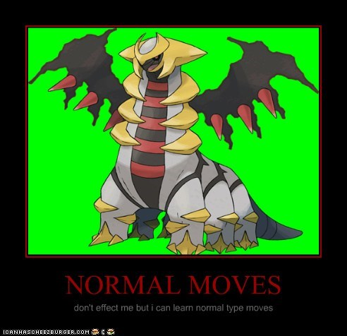NORMAL MOVES