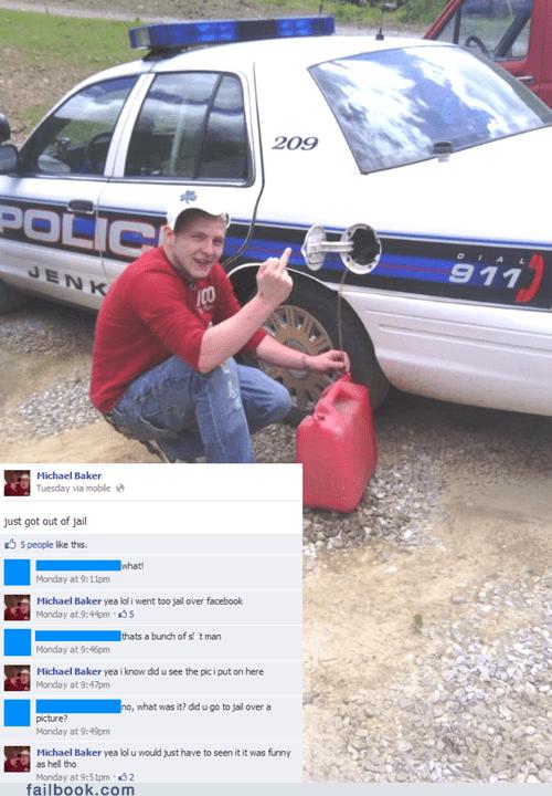 arrested,crime,dumb,jail,police,stealing,theft