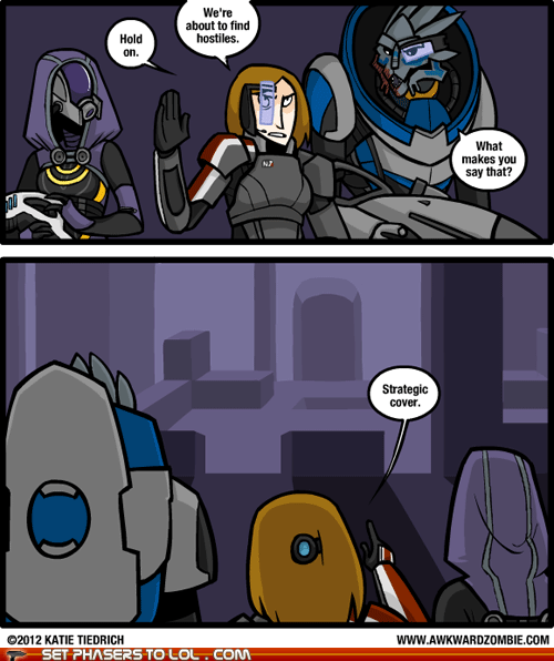 comic,commander shepard,cover,Garrus,mass effect,shooter,tali,video games