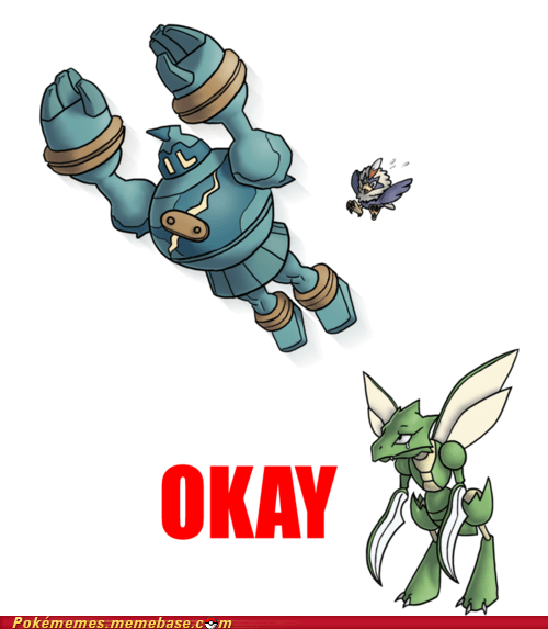 fly,golurk,never makes sense,Okay,Sad,scyther,the internets