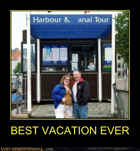 anal,harbour,hilarious,tour,vacation