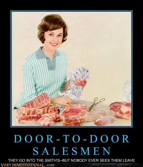 door to door,hilarious,smiths-wtf