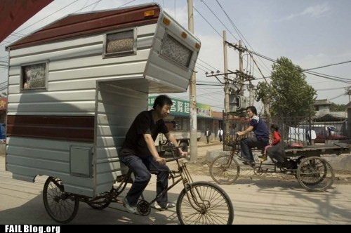 Mobile Home FAIL