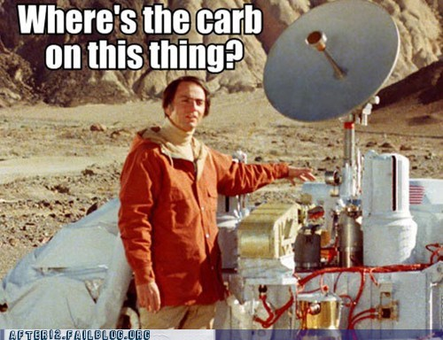 Happy 4/20 From Carl Sagan!