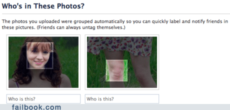 Facial Recognition FAIL