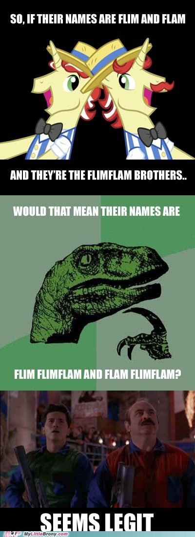 The First Name Brothers?