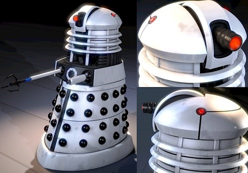 Dalek Design of the Day