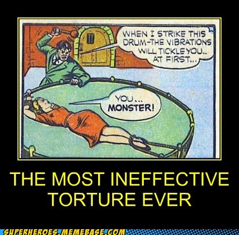 Behold the Tickle Torture!