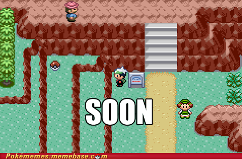 gameplay,item,meme,pokeball,SOON
