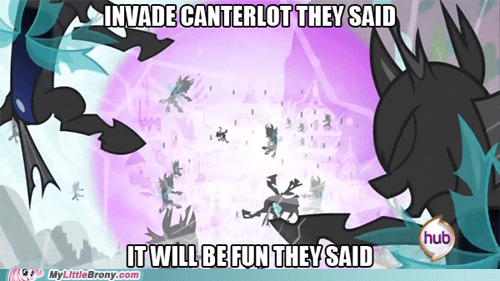Run Changelings