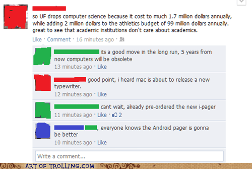 computer science,facebook,iPaper,jerks,sports,UF