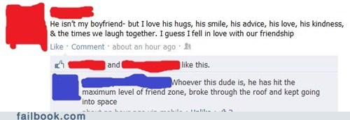 Friend Zoned to Infinity