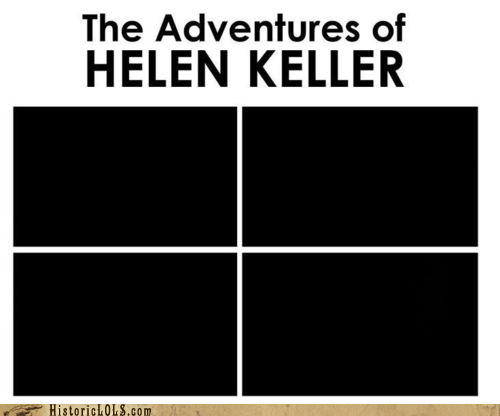 The Adventures of Helen Keller