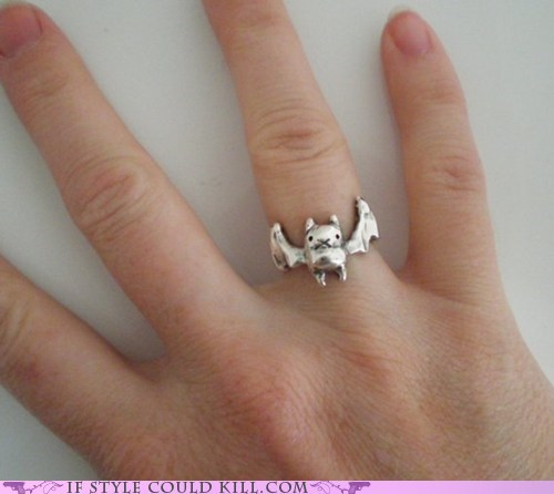 Ring of the Day: Batty