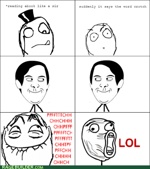 Rage Comics: My Mind is in the Right Place