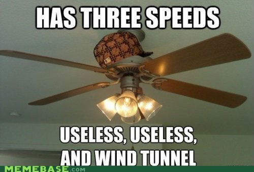 Fan Speeds