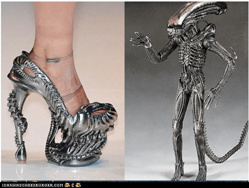 Alien Fashion