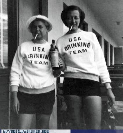 drinking team,London 2012,olympics,usa