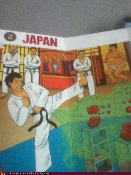 farts,Japan,martial arts,self defense,wtf