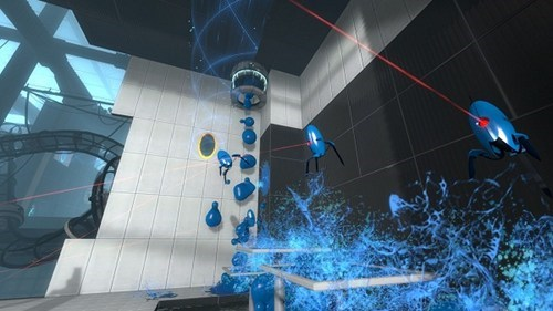 Portal 2 Puzzle Maker DLC of the Day