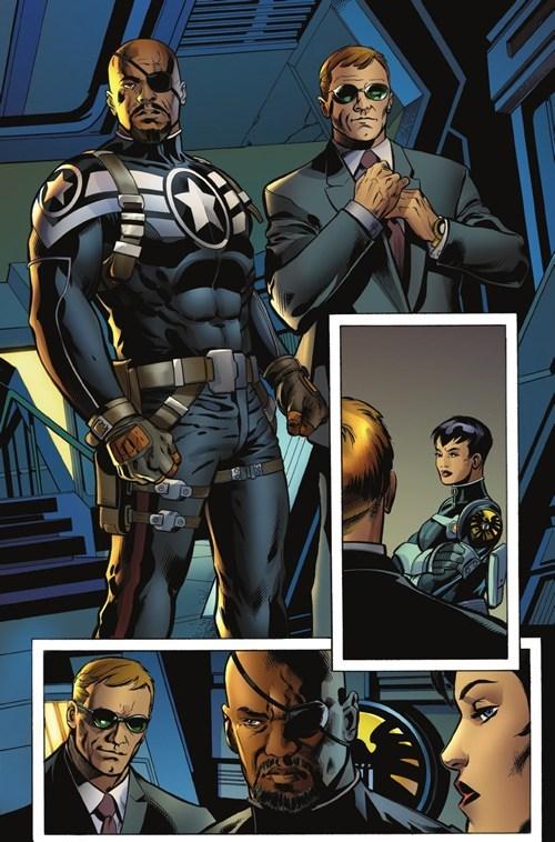 agent coulson,battle scars,clark gregg,comics,phil coulson