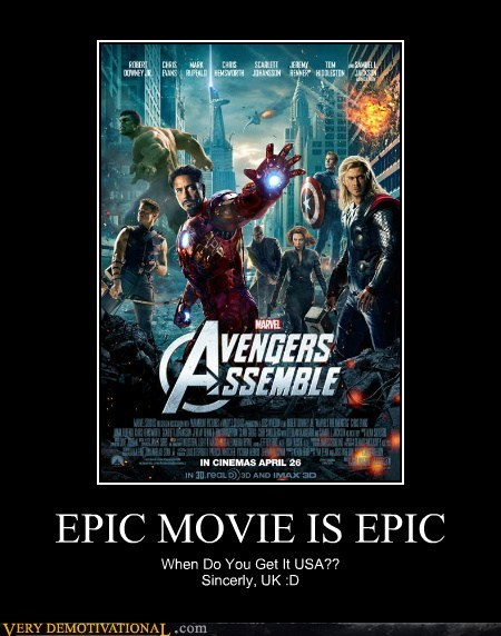 EPIC MOVIE IS EPIC