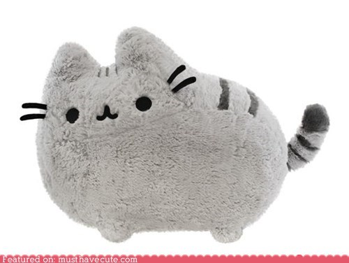 Giant Plush Pusheen